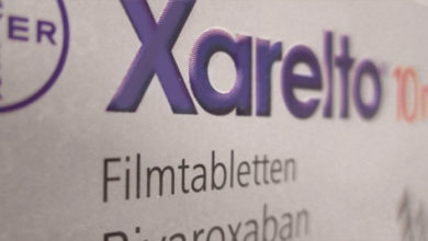 Photo of Xarelto (rivaroxaban)