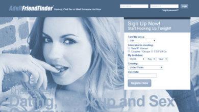 Photo of AdultFriendFinder Data Breach