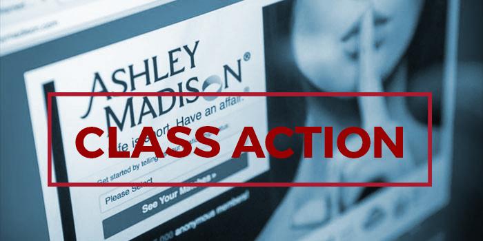 Ashley Madison Class Action