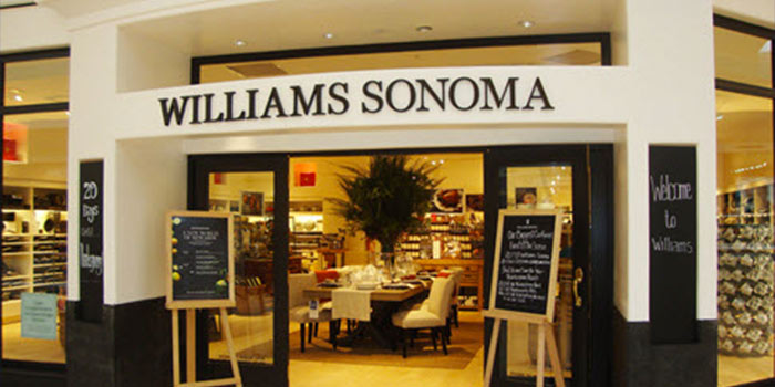 williams sonoma call in shift allegations the class action news. Black Bedroom Furniture Sets. Home Design Ideas