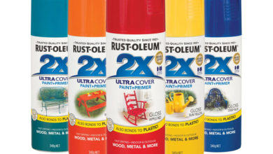 Photo of RUST-OLEUM Spray Paint Class Action