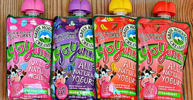 Yo Yummy Yogurt