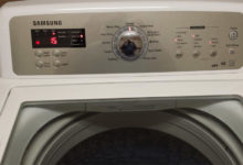 Photo of Samsung Washer